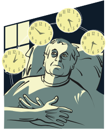Allergy and Pulmonary - Insomnia